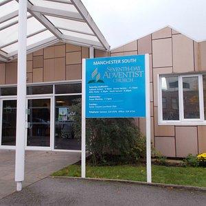 Manchester South Seventh-Day Adventist Church, Fallowfield