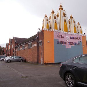 Gita Bhavan Hindu Temple, Manchester