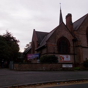 St. Werburgh's Church, Chorlton
