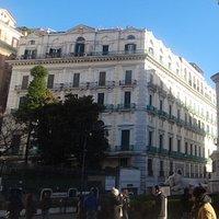 Palazzo Nunziante, Via Domenico Morelli, 7, Неаполь, январь