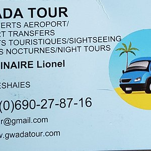 Taxi Gwada Tour