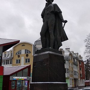 Памятник В.А. Всеволожскому