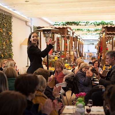 La Portuguese Porto Market - Fado & Traditional Music Show