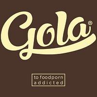 Gola, to foodporn addicted.