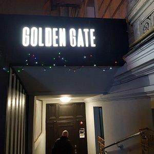 Golden Gate Pub by Golden Gate Park