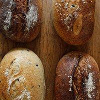 Pan de Masa Madre / Sourdough Bread