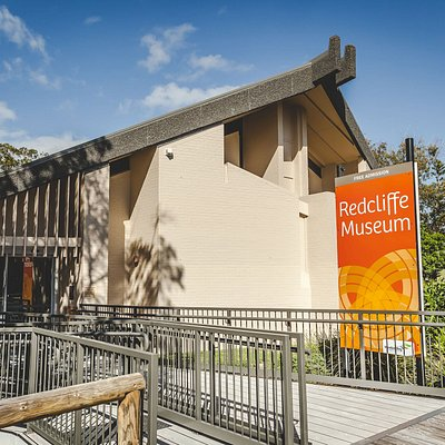 Redcliffe Museum. Image courtesy of Moreton Bay Regional Council.