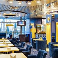 Лобби-бар отеля «Вега Измайлово»