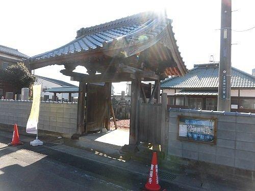 杉戸町の東福寺