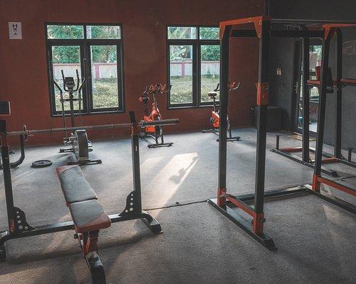 Squat and benchpress