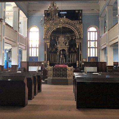 Magnificent interior