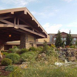 Our beautiful hotel & casino located on the Oregon Coast!