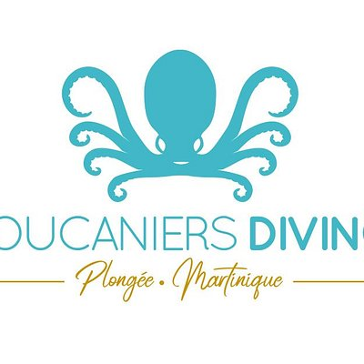 Logo Centre de plongée Boucaniers Diving