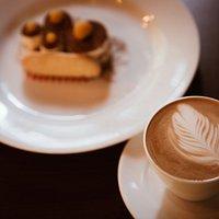Cappuccino and Classic Tiramisu