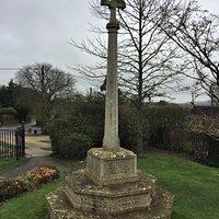 4.  Woodchurch War Memorial, All Saints Church, Woodchurch, Kent