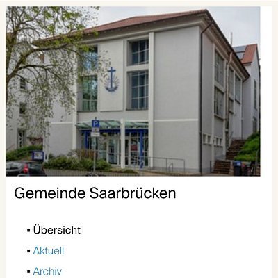 Neuapostolische Kirche Saarbrücken