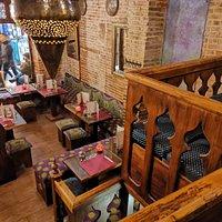 Restaurante Diwan.