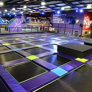Air Unlimited- The ultimate Urban Playground