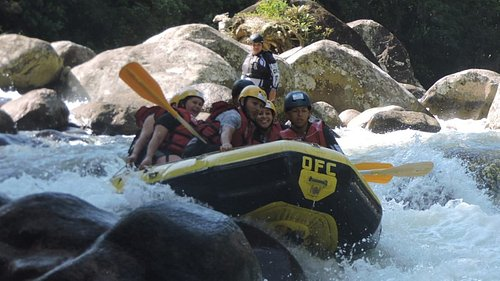 OFC Rafting