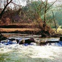 Rio Sousa - ponte Vilela