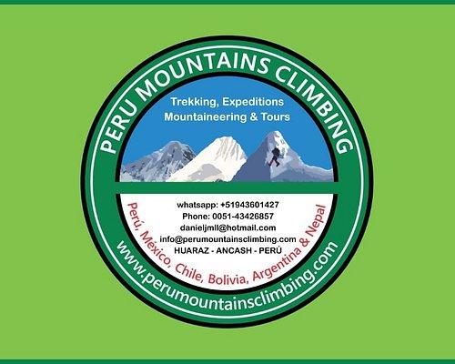Peru Mountains Climbing - Tour Operator Daniel Milla Lliuya Mountain Guide AGMP/UIAGM