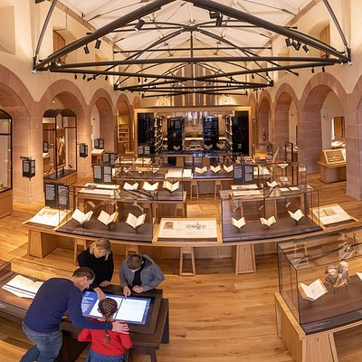 Salle d'exposition permanente