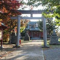 風格ある黒石稲荷神社
