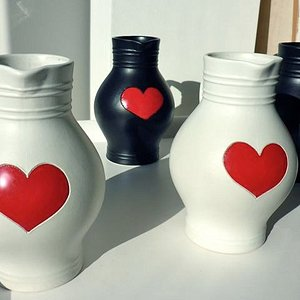 Herz Bembel zum #Valentinstag