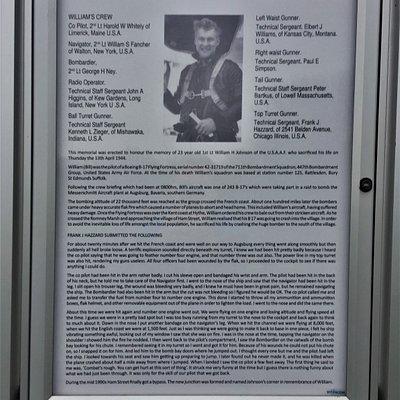 3.  Johnsons Corner Memorial, Hamstreet, Kent