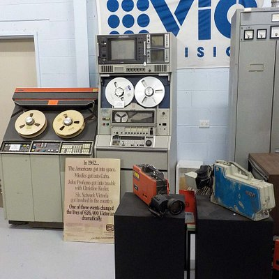 Video Tape unit  from old TV studio
