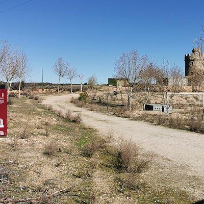 El Torreón.