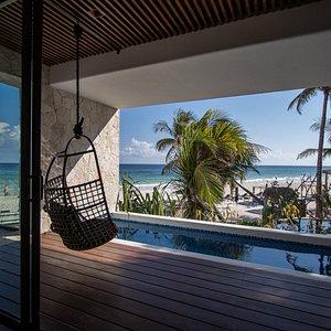 Tago Ocean View Suite