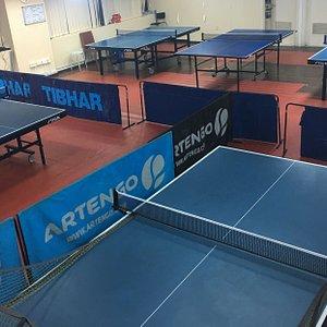 Table Tennis Academy-DEEP SPORTS-DUBAI