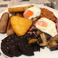 Great breakfasts,good quality and quantity and all cooked perfectly!