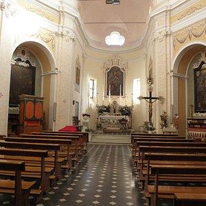 Chiesa San Nicola da Tolentino (Cervo)