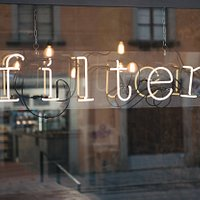 Filter Coffee Lab - Main Entrance