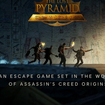 Une escape game en VR dans l univers d assassin s creed