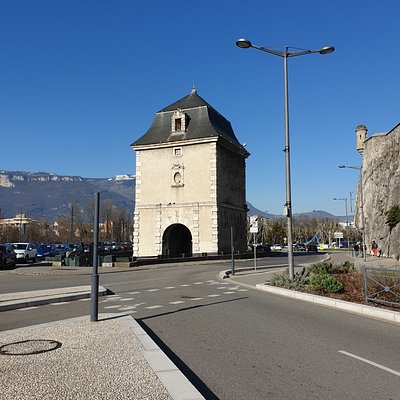 Porte de France, Grenoble - Feb 2020