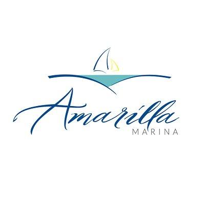 New logo Of Marina Amarilla Golf