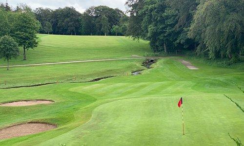 2nd Hole @ Kemnay Golf Club