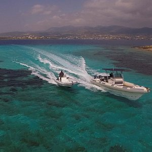 """Whether you're looking for a bathers paradise or to discover and explore a gem of the Cyclades Islands, your """"ESCAPE"""" will become an unforgettable """"REALITY""""."""