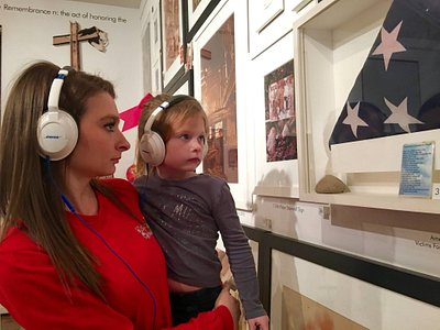 Kid-Friendly 9/11 Museum Workshop - Meatpacking District educates young and old alike about the 9-month dig for the missing victims of the September 11 Attacks in 2001. Features 100 Images + Artifacts with BOSE Audio Stories behind each display.