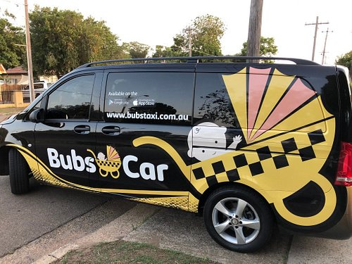 Welcoming our new Bub into the Bubs Taxi fleet.