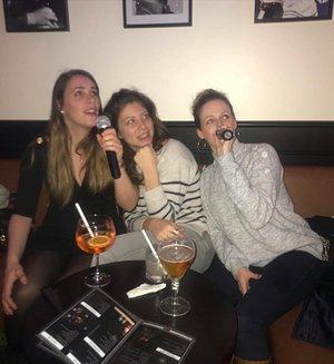 Soiree karaoke