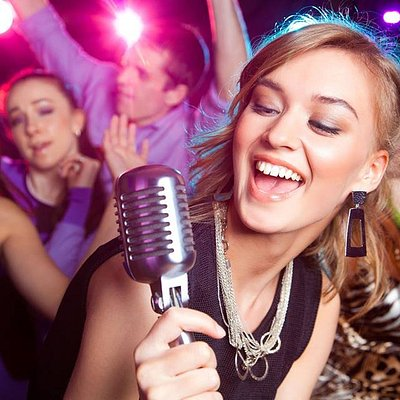 We know a thing or two about karaoke!