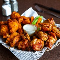 The Best wings in the West!!
