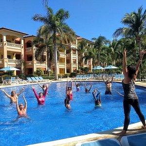 Aqua Yoga - All levels of fun!
