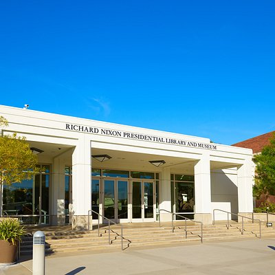 The Richard Nixon Presidential Library and Museum was voted Best Museum in Orange County.