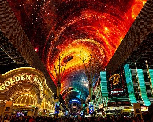 See the world's biggest LED screen, Viva Vision.