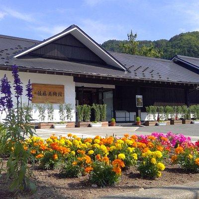 山寺後藤美術館(春)